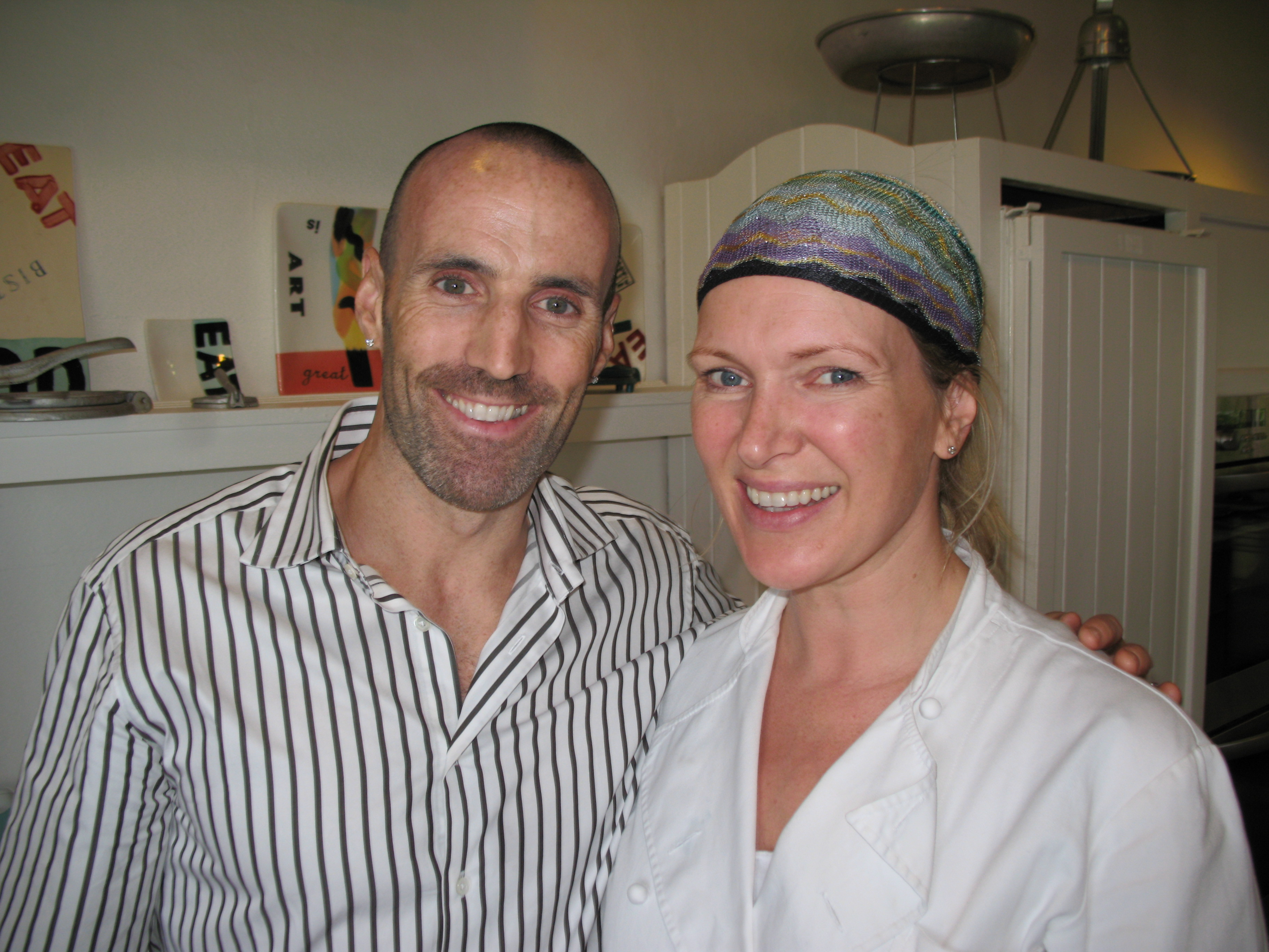 Himself with Rachel Allen