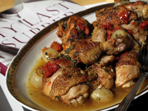 Sun Dried Tomato Chicken